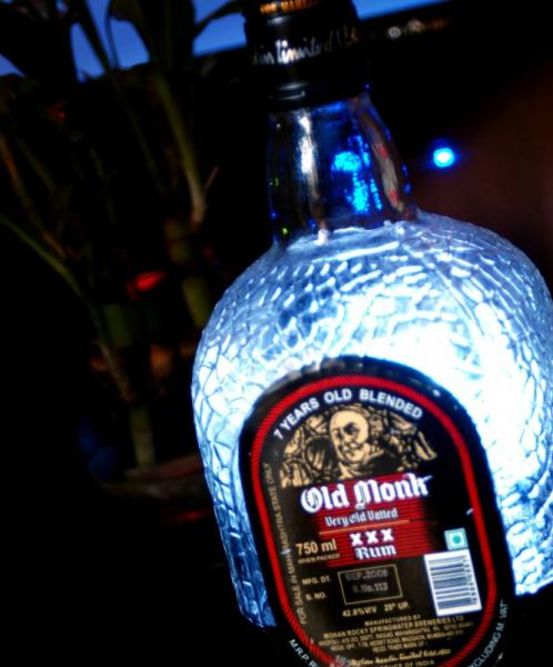 Old Monk - Drinks and Beverages of India