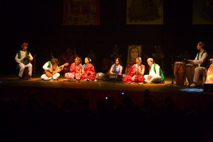 Cultural Performances - Lucknow Mahotsav