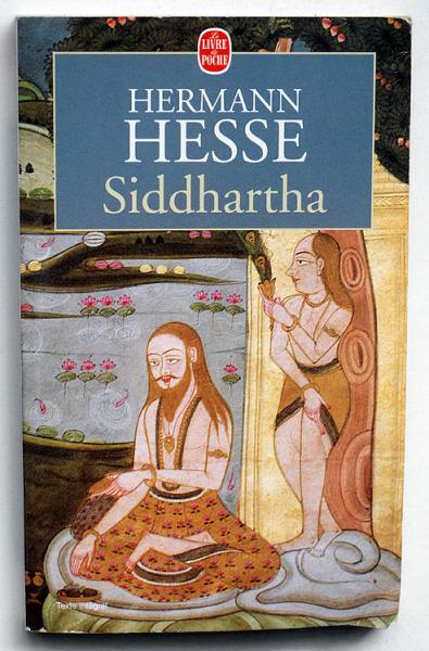 Siddhartha - Books to read while travelling
