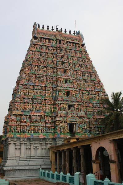 The Kumbeshwara Temple -  Festivals of Tamil Nadu