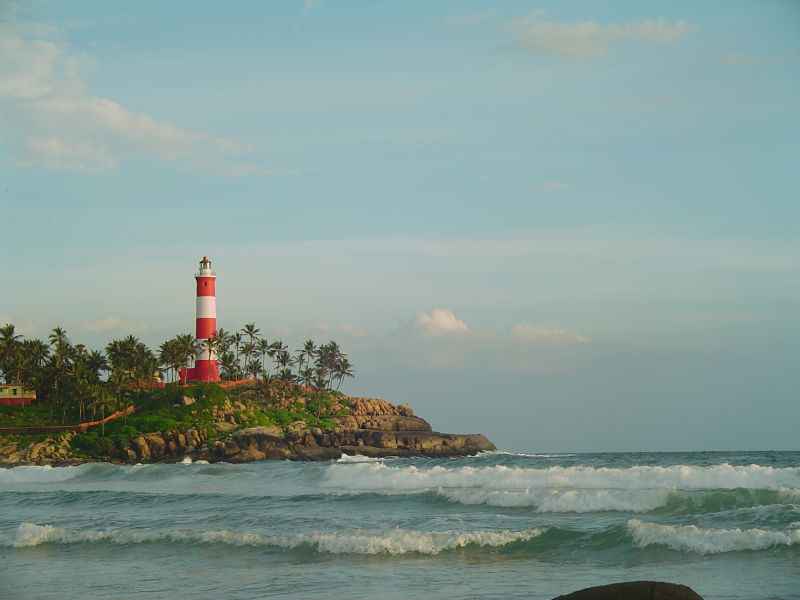 Lighthouse Beach - Lesser Known Beaches Of India