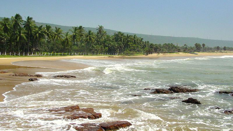 Yarada Beach - Lesser Known Beaches Of India