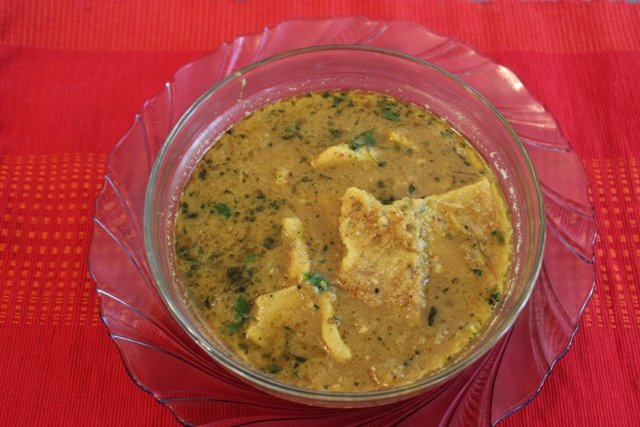 Gatte  Source ,  Food of Rajasthan, Rajasthani Food