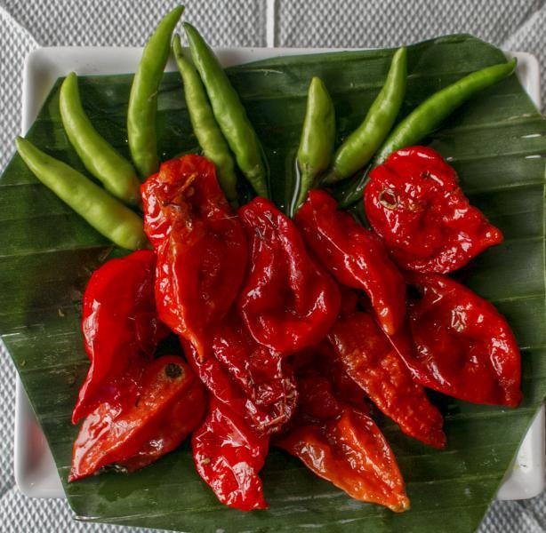 King Chilli - Food of Nagaland,  Nagaland Food