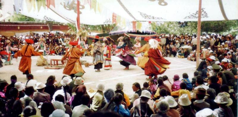 essay on losar festival