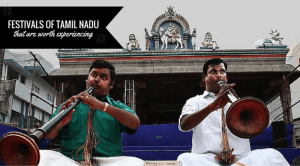 FESTIVALS OF TAMIL NADU