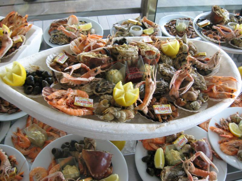 The best sea food ever in Goa