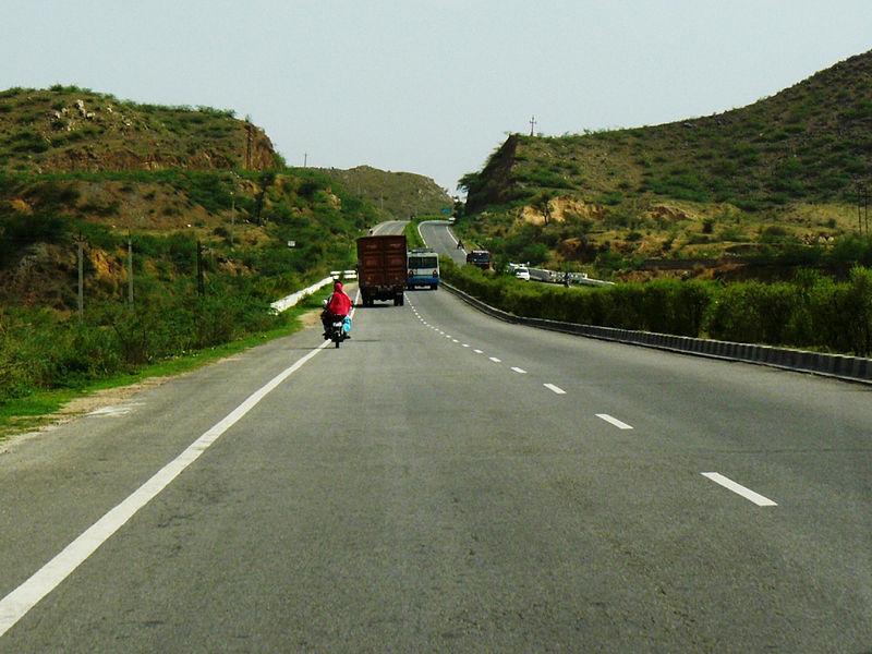 Jaipur-Delhi_Highway