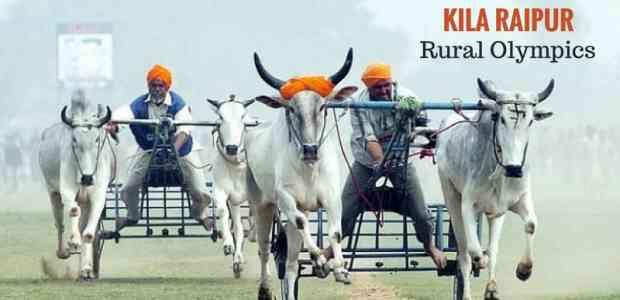 Kila Raipur Sports Festival- Sadda Punjab, Sadda Tyohar!