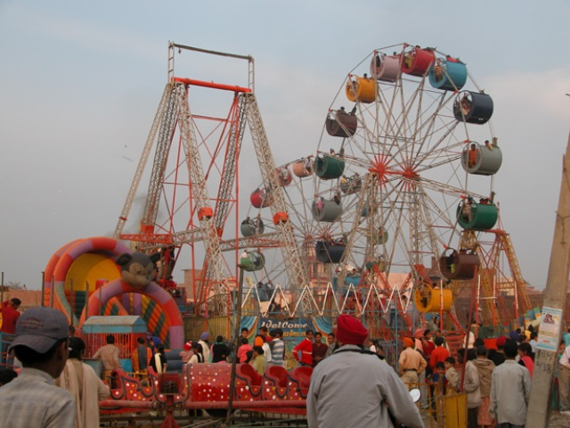 Mela at Kila Raipur rural olympics