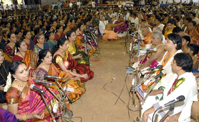 Thiruvaiyaru music festival -  Festivals of Tamil Nadu
