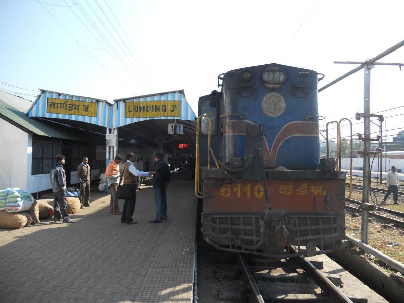 The Lumding-Silchar Railway - Mountain Railways of India