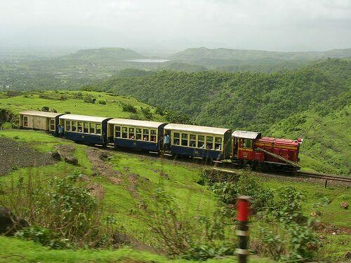 The matheran railway -  Mountain Railways of India