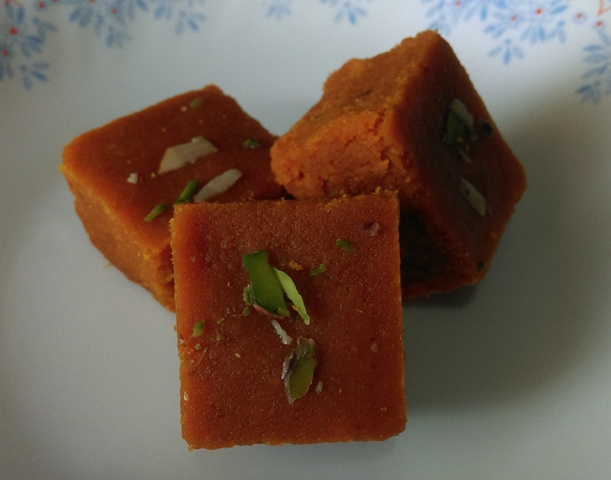 Mohan Thal,  Food of Rajasthan, Rajasthani Food