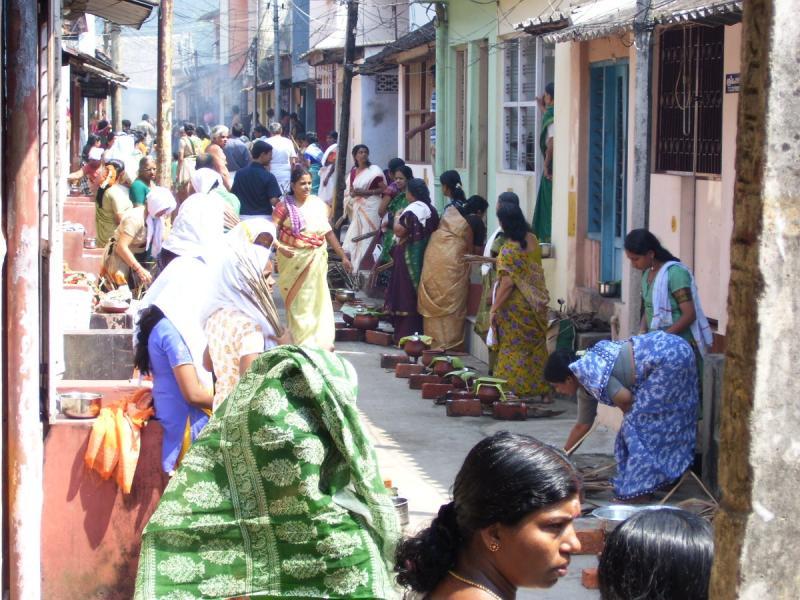 Attukal Pongala_Festivals of Kerala