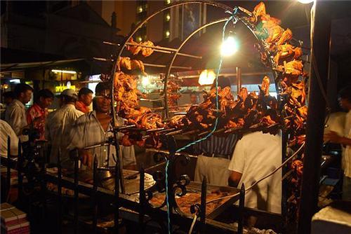 Food, cuisine, Kebabs - Lucknow Mahotsav