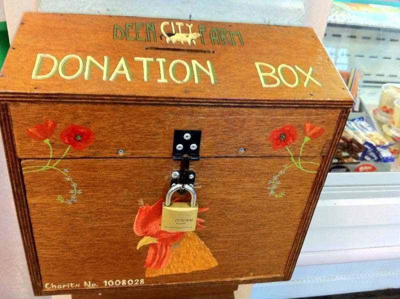 donation box, travel scams in India