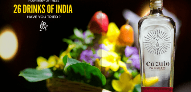How Many Of These 26 Drinks of India Have You Tried ?