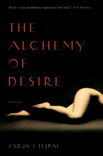 The Alchemy of Desire - Books to read while travelling