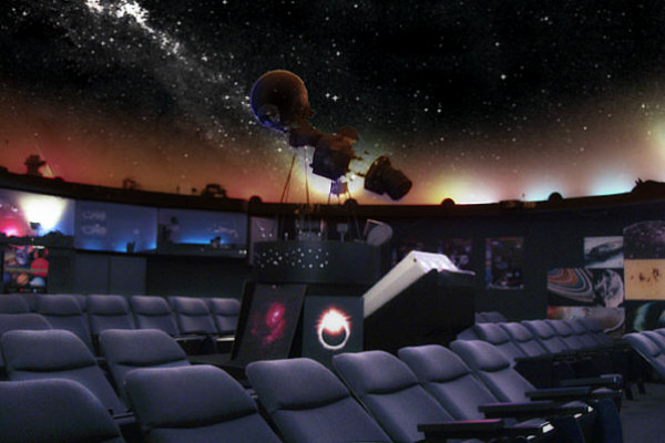 romantic places in delhi, nehru planetarium