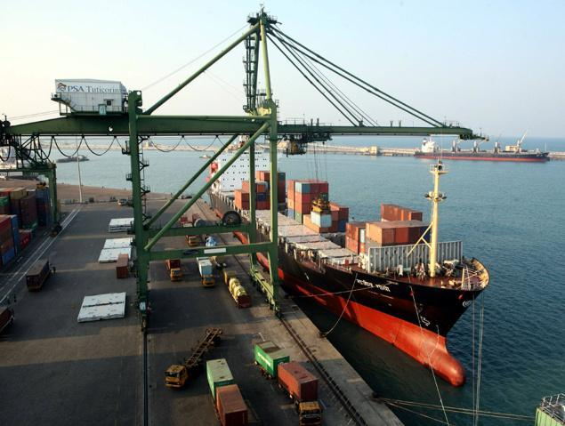 Tuticorin Port - Seaports of India