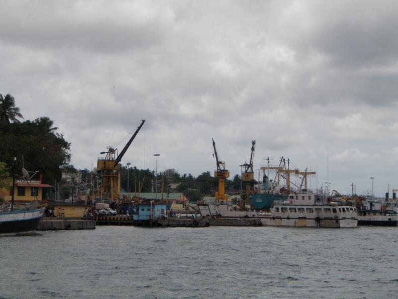 Port Blair port - Seaports of India