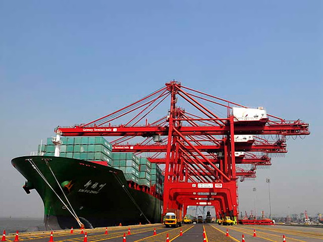 Jawaharlal Nehru Trust Port - Seaports in India