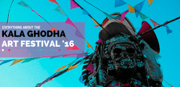 Everything You Wanted To Know About The Kala Ghoda Art Festival 2016 !