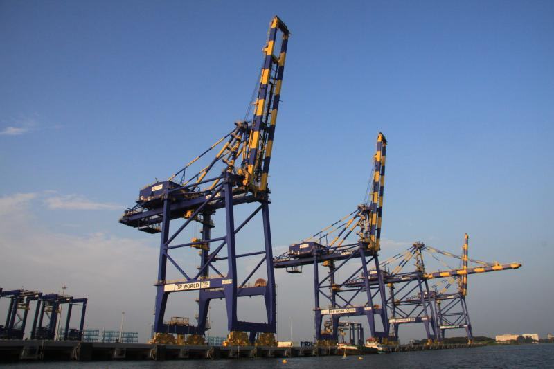 Cochin Port - Seaports of India