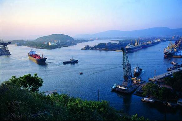 Vishakapatnam Port - Seaports of India