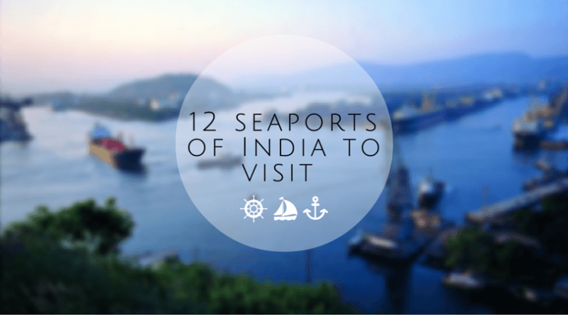 13 Seaports In India That You Didn T Know You Could Visit