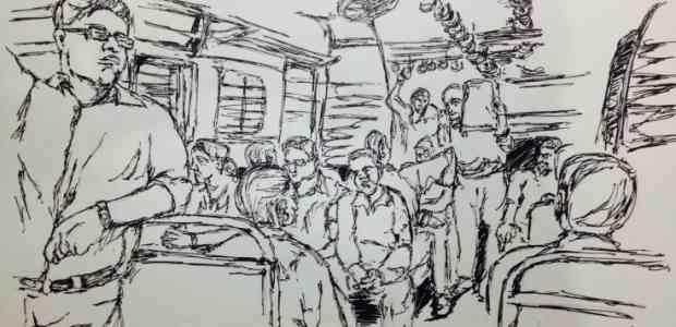 A Ride In The Mumbai Lifeline