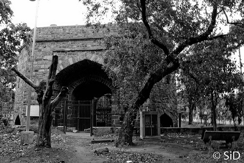 Khooni Darwaza, Haunted places in delhi
