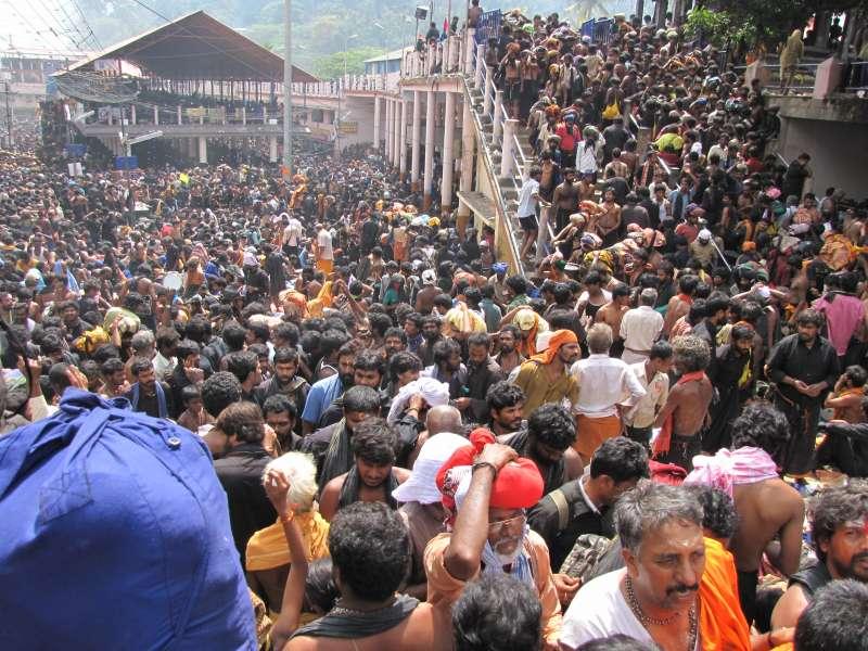 Sabarimala_ Festivals of Kerala