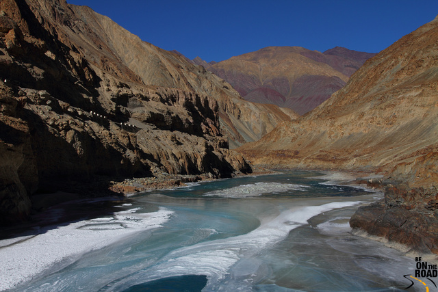 The Frozen Trek at Chadar
