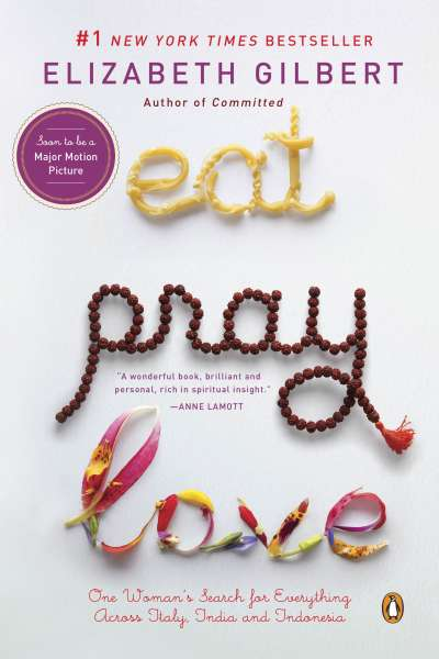 Eat, Pray, Love, Best Travel Books