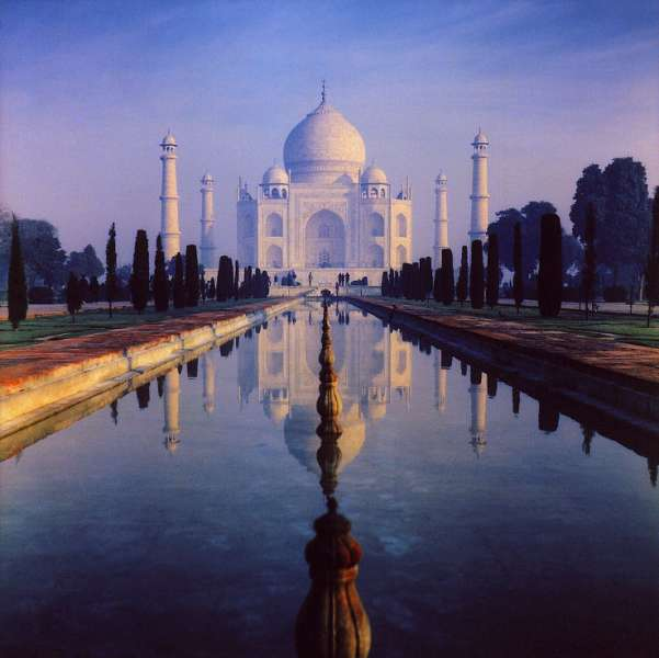 Express Your Love In Front Of The Taj Mahal - The Eternal Symbol Of Love_1431081207e11