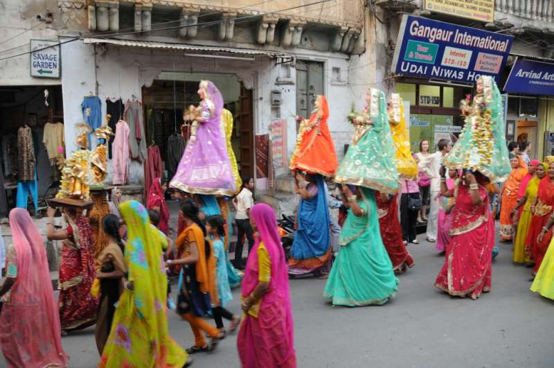 Mewar Festival_Udaipur
