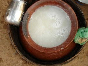Chauk- the Tripuran Beer, Food of Tripura