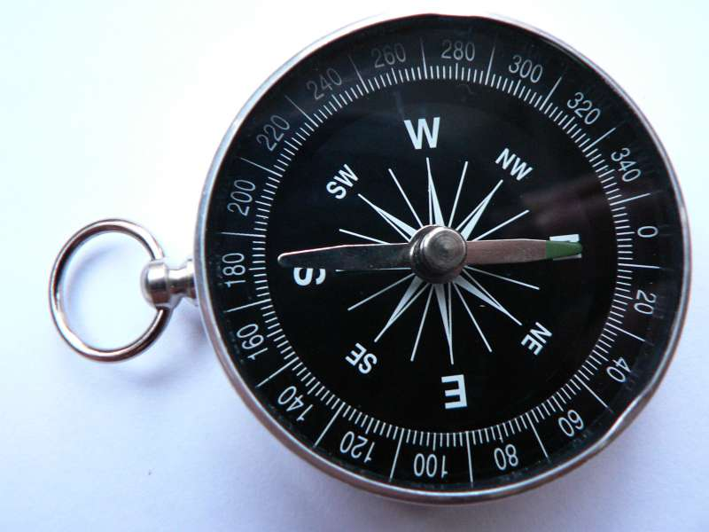 Magnetic Compass, travel accessories