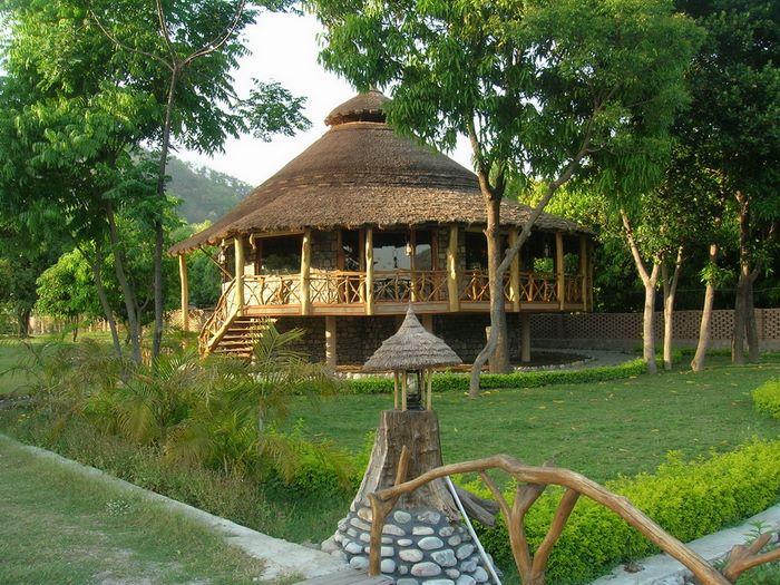 Riverwild resort