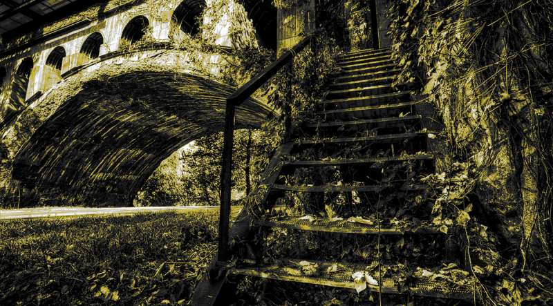 Haunted Bridge_Haunted Places in Chandigarh