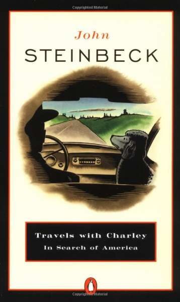 Travels with Charley in Search of America, Best Travel Books
