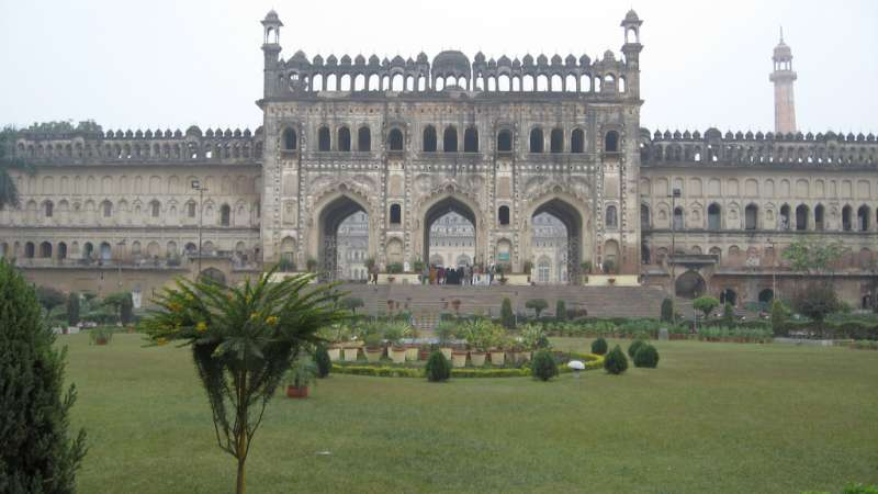 Bara Imambara_Haunted places