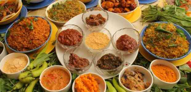 Food of Andhra Pradesh