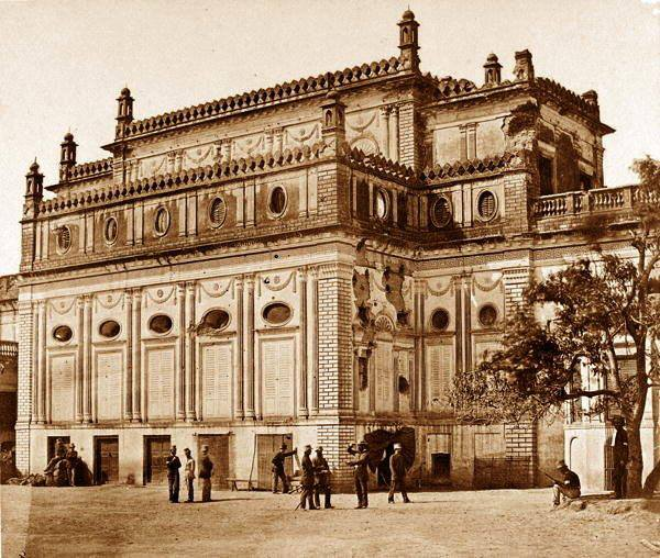 Begum Kothi_Haunted places