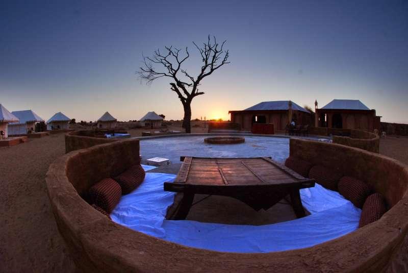 Damodara Desert Camp – Jaisalmer_Holidify