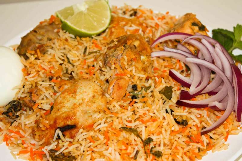 Food Recipes Chicken Biryani