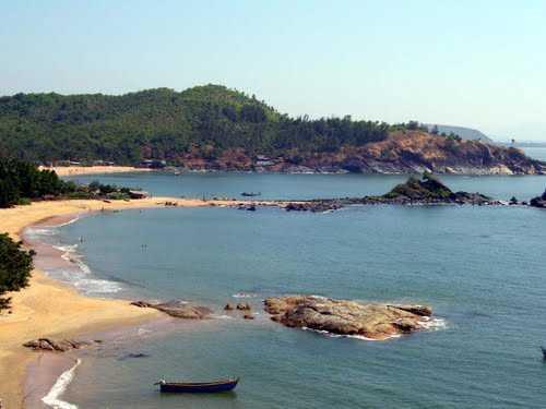 Om Beach_Gokarna, Solo female travel in India