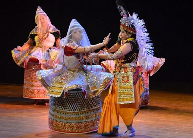 Raas Leela in Majuli, Festivals of Assam